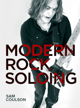 JTC Sam Coulson's Modern Rock Soloing
